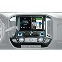 Alpine Electronics X110-SLV In-Dash Restyle System for Chevrolet Silverado 2014-Up, 10