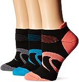 ASICS Women's Intensity Single Tab Socks (3-Pack)