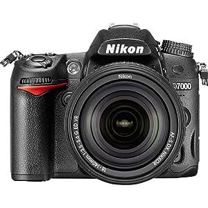Nikon D7000 16.2MP DX-Format CMOS Digital SLR with 18-140mm f/3.5-5.6G ED VR AF-S DX NIKKOR Zoom Lens