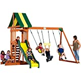 Wooden Swing Sets - Best Reviews Guide