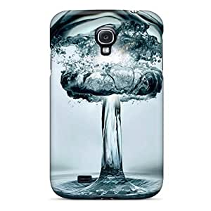 New Arrival Galaxy S4 Case Water Explosions Hd Case Cover
