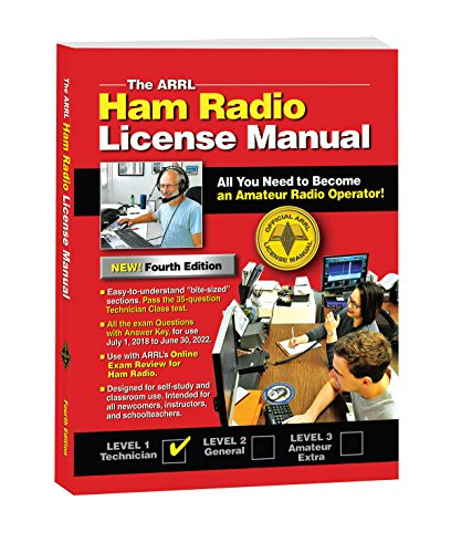 The ARRL Ham Radio License Manual (softover)