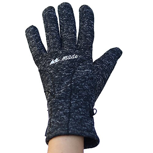 Mountain Made Knit Gloves Women product image