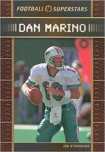a05cfaa54 Amazon.com  Dan Marino (Football Superstars)  OUT OF PRINT    (9781604133233)  Jon Sterngass  Books