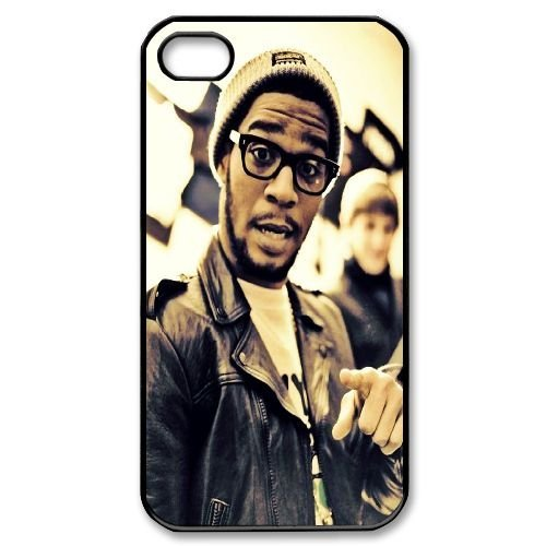 Fggcc Kid Cudi Hard Back Case for Iphone 4,4S,Kid Cudi Iphone 4,4S Case (pattern 6)