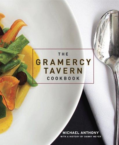 The Gramercy Tavern Cookbook cover