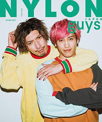 NYLON JAPAN 2020年6月号 画像 B