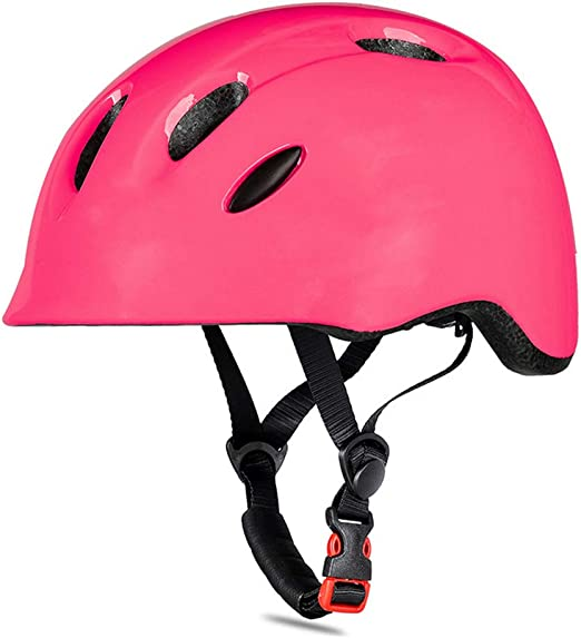 JS Casco para Niños, Casco para Bicicleta, Casco para Bicicleta De Equilibrio, Casco De Seguridad para Scooter Deportivo Al Aire Libre para Niños Y Niñas: Amazon.es: Hogar