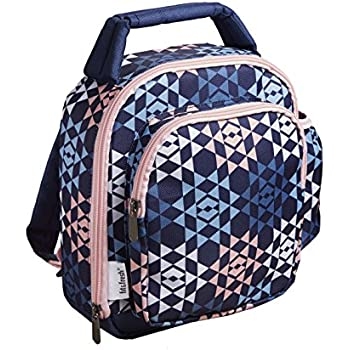 Amazon Com Fit Amp Fresh Piper Small Backpack Lunch Bag