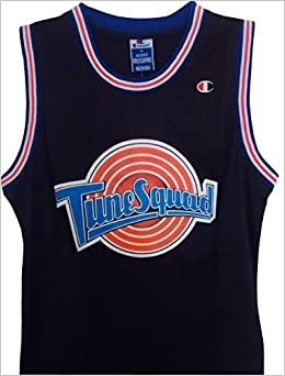 aed8a31f07b0 Michael Jordan Space Jam Jersey -  23 Tune Squad - Black (Small) by Space  Jam  0757183577613  Amazon.com  Books