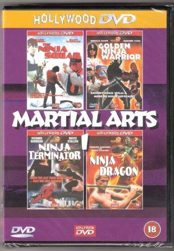 Martial Arts 1 The Ninja Squad, Golden Ninja Warrior, Ninja ...