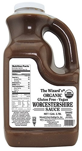 The Wizard's Worcestershire Sauce