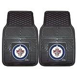 Best FanMats Fans - Fanmats NHL-Winnipeg Jets 2-Piece Heavy Duty Vinyl Car Review