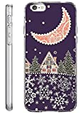 iPhone 6S Plus Hard Cover 5.5 Inch Ultra Slim Thin Cute Christmas