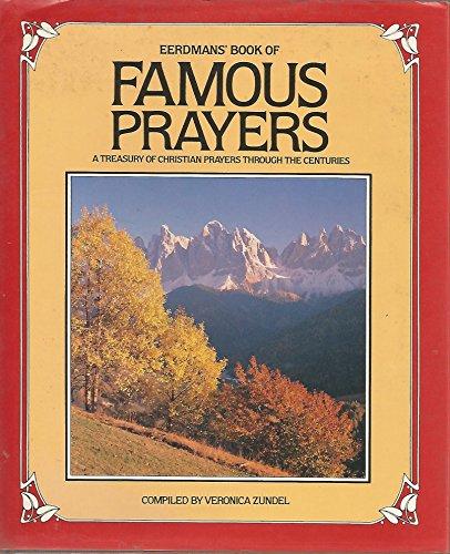 Eerdmans' Book of Famous Prayers
