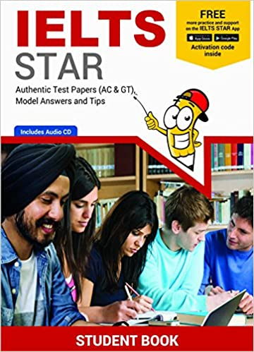 Buy IELTS STAR : Authentic Test Papers (AC & GT) Model answers and