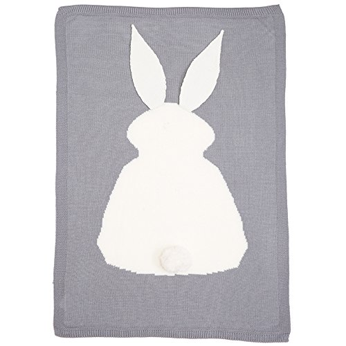 Engmoo Baby Knitted Cotton Blanket 30