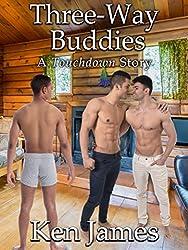 Three-Way Buddies: A Touchdown Story