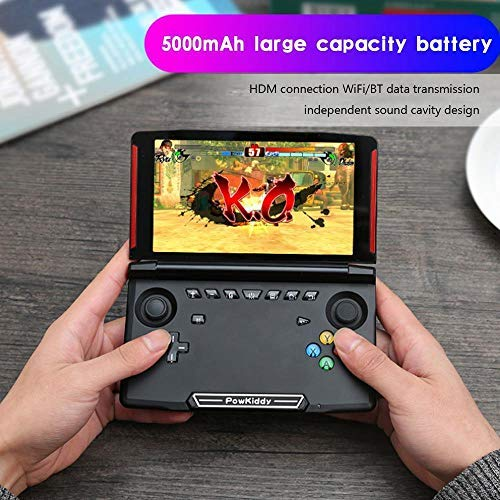 Goglor GPD XD Plus [2019 Update] Handheld Gaming Console 5.5'' Touchscreen Android 7.0 Portable Video Game Player Laptop,PowerVR GX6250 GPU,2GBDDR3+16GB EMMC,Support Google Store by Goglor (Image #2)