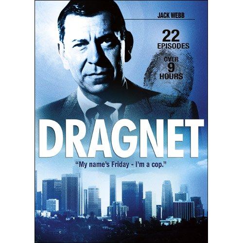 DVD : Dragnet Classics (2PC)