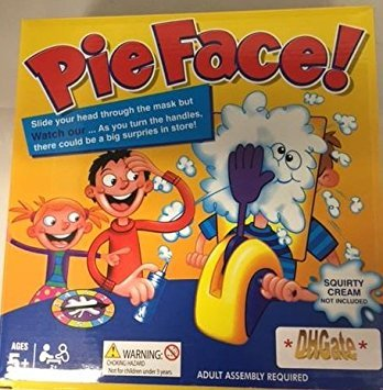 DHGate Pie in th Face Game - Th Face