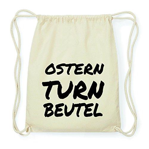 JOllify OSTERN Hipster Turnbeutel Tasche Rucksack aus Baumwolle - Farbe: natur Design: Turnbeutel yxQ74bkw