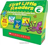First Little Readers: Guided Reading Level C, Liza Charlesworth and Deborah Schecter, 0545223032