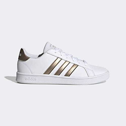 NEW adidas Boy/'s Court Shoe SELECT SIZE FREE SHIPPING