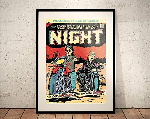 The Lost Boys. Limited Edition Print. Santa Carla (Prints/Posters)