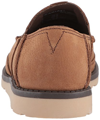 Ariat Kids Cruiser Slip-On Shoe, Aged Bark, 5 M US Big Kid