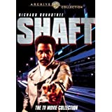 Shaft: The TV Movie Collection (4 Discs) by Richard Roundtree