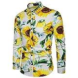 iLXHD Autumn Men's Stripe Long Sleeve T-Shirt Top Blouse...