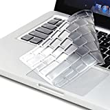 "Leze - Ultra Thin Keyboard Protector Skin Cover for 15.6""Acer Aspire VX 15 VX5-591G,Acer Nitro 5,17.3""Aspire V17G VN7-793 Gaming Laptop - Clear"