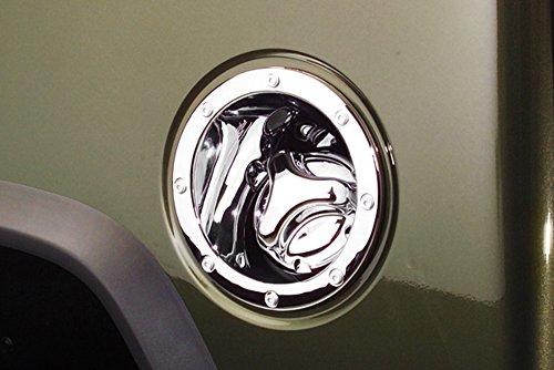 Kasei H2-GTC Fits Hummer H2 Chrome Gas Tank Cover Trim