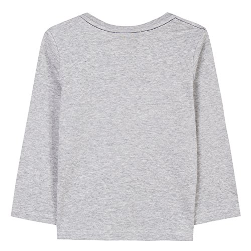 Gris Gris 25 Boy Medio Camiseta Absorba Baby nWO44Z