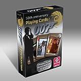 007 James Bond 50th Anniversary Movies 12-22 Playing Cards