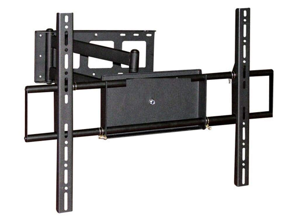 VGS Adjustable Corner TV Wall Mount Bracket LCD LED 37 40 42 46 50 55 60 63 65 70'' W43435. by VGS