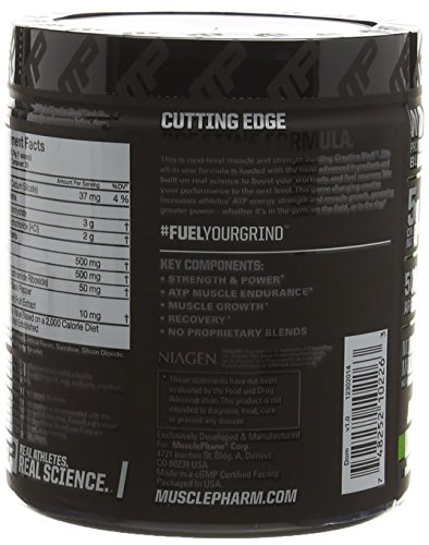 muscle pharm black label creatine supplement blue raspberry 7 ounce endurance energy. Black Bedroom Furniture Sets. Home Design Ideas