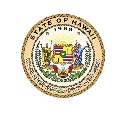- ION Graphics Magnet Hawaii State Seal Magnetic Vinyl Hawaiian State The Aloha 5