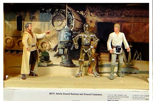 (Star Wars: Power of the Force Cinema Scenes > Purchase of the Droids)