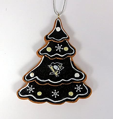 Pittsburgh Penguins NHL Christmas Tree Ornament - Amazon.com : Pittsburgh Penguins NHL Christmas Tree Ornament