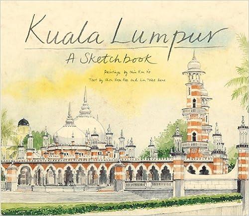 Book Kuala Lumpur Sketchbook