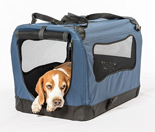 Small 25 Pound Dog Travel Carrier Amazon Com