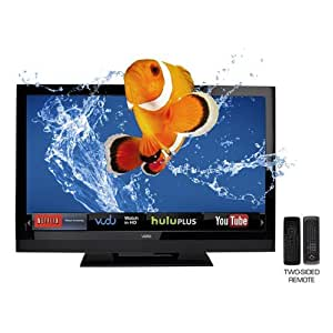 """VIZIO E3DB420VX 42"""" 3D HDTV 1080P 120Hz WiFi APPS BUNDLE W/3D BluRay +4-3D GLASS and cleaner"""