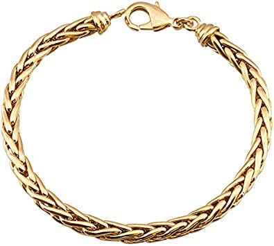 bracelet femme palmier