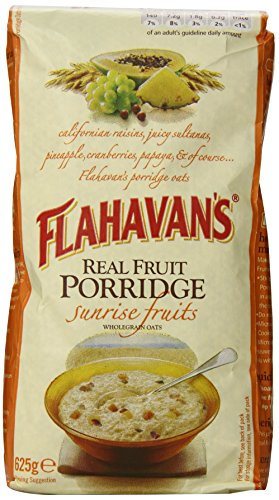 (FLAHAVAN'S Real Fruit Porridge with Sunrise Fruits, Whole Grain Oats 22.05-Ounce Bags (Pack of 4))