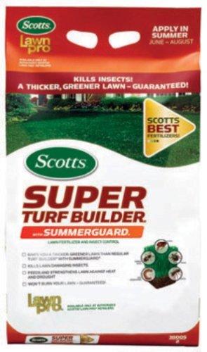 Scotts Super Turf Builder SummerGuard Lawn Fertilizer - 42 lb. 38015