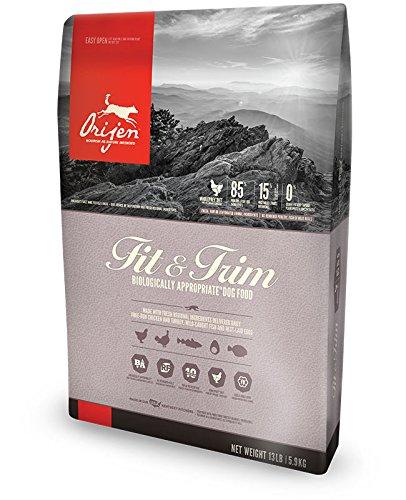 Orijen FIT & TRIM Dry Dog Food - 25 LB. BAG
