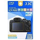 Best Screen Protectors For Nikon CoolPixes - JJC LCP-P600 Guard Film Digital Camera LCD Screen Review