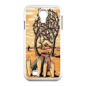 High quality love tree Hard Shell Cell Phone Case Cover for For Samsung Galaxy Case S4 FKGZ504196